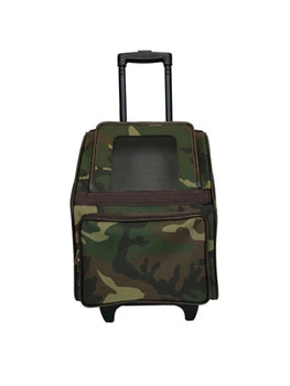 Rio Bag On Wheels - Camouflage