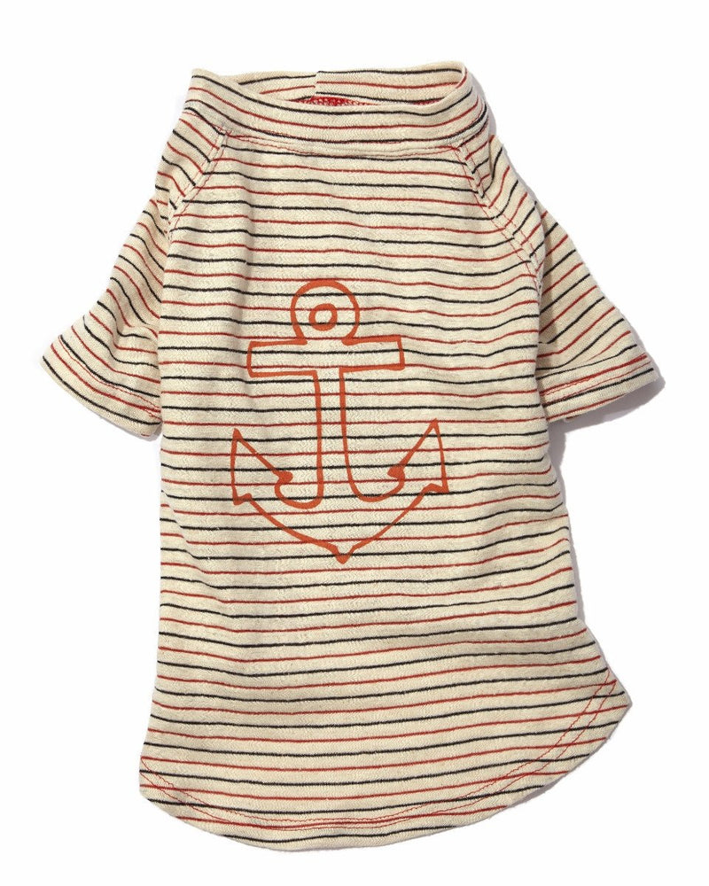 Graphic Nautical T - Anchor