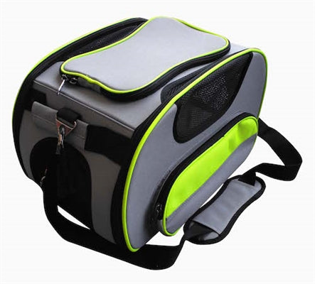 Grey Airline Approved Sky-Max Pet Carrier