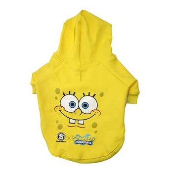 SpongeBob™ Face Hoodie | Dog Clothing