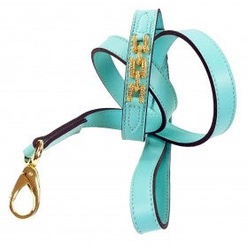 Colony Club Lead in Turquoise & Gold