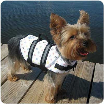 """The Louie"" Designer Life Jacket - LARGE SIZE ONLY"