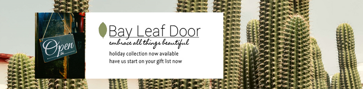Bay Leaf Door