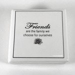 Wedding Party - Friend - Keepsake Ceramic Box - Bay Leaf Door