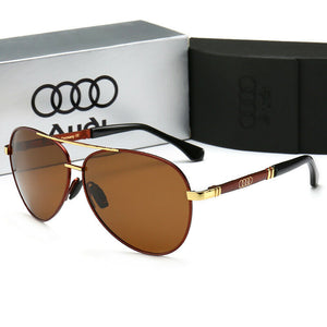 New Luxury Audi Polarized Sunglasses