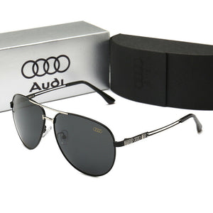 New Brand Men Audi Polarized Sunglasses