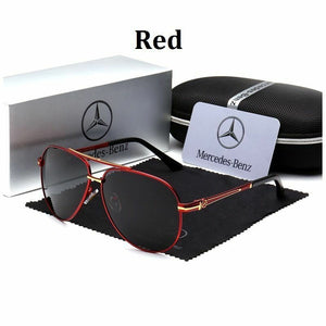 Mercedes-Benz Style Polarized Sunglasses
