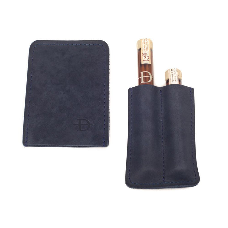 Two-Finger Leather Case