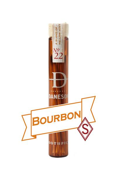 Daneson Kentucky Bourbon Toothpicks