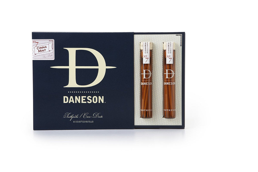 Daneson Cinnamon and Peppermint Toothpicks