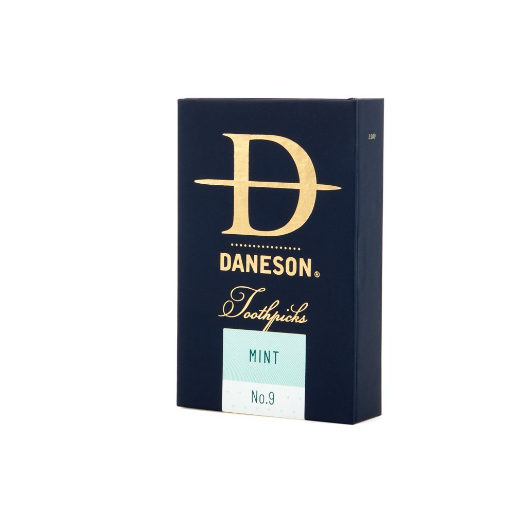 Daneson Toothpicks 4-Pack Mint