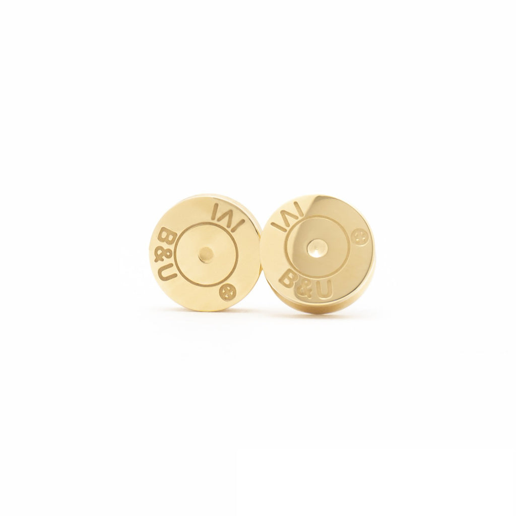 Brass & Unity 'Stud Finder Earring'