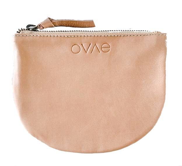 Ovae - Half Moon Purse Biscuit