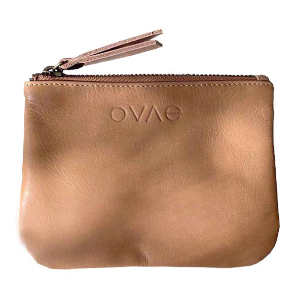 Ovae - Coin Purse in Buttermilk