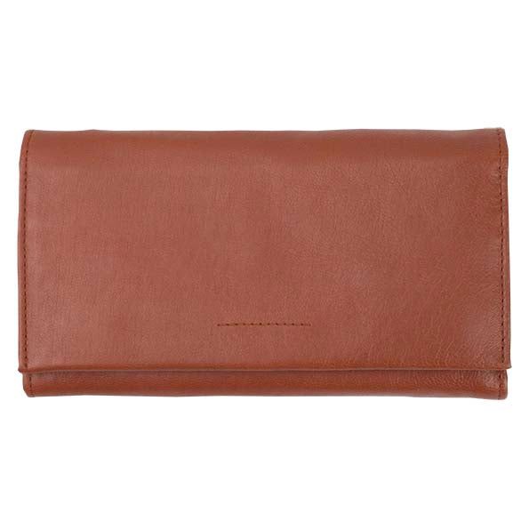 Ovae - Eva Wallet in Chestnut