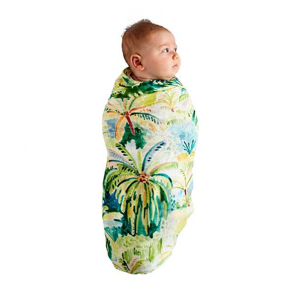 Colombo Bamboo Baby Swaddle