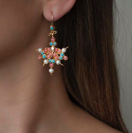 Boheme - Emily Earrings
