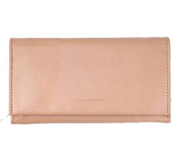 Ovae - Eva Wallet in Biscuit