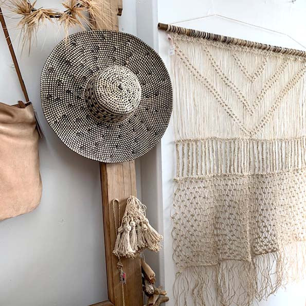 Hemp Wall Hanging
