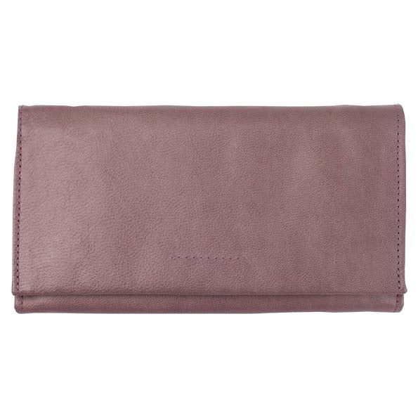 Ovae - Eva Wallet in Mulberry