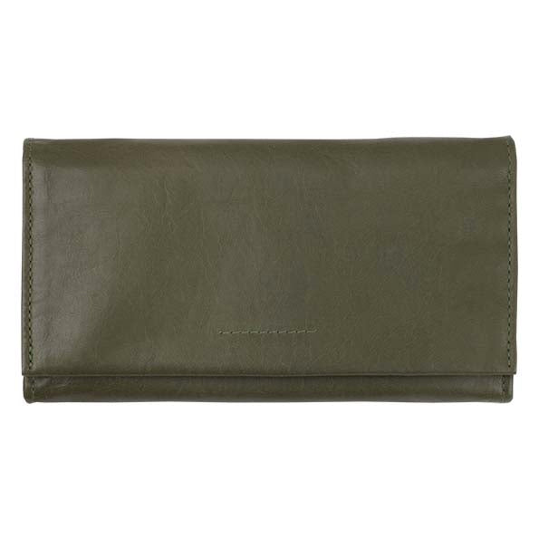 Ovae - Eva Wallet in Olive
