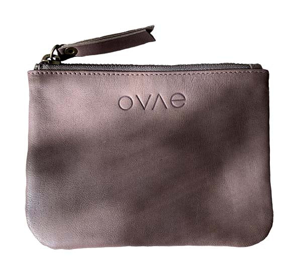 Ovae - Coin Purse in Mulberry