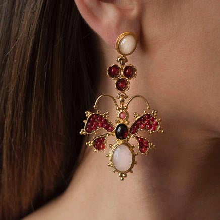 Boheme - Poppy Earrings