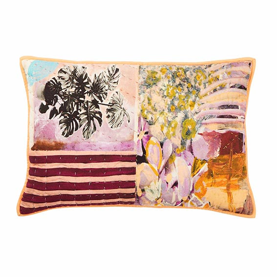 Summer Garden Cushion - Lumiere Art & Co