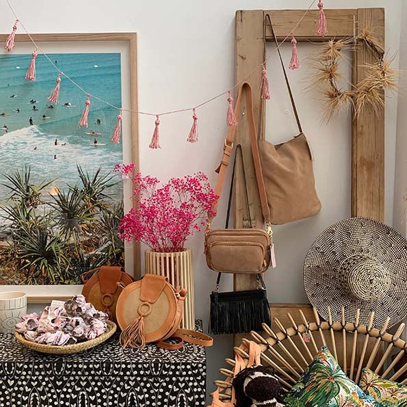 Tassel Garland - Natural