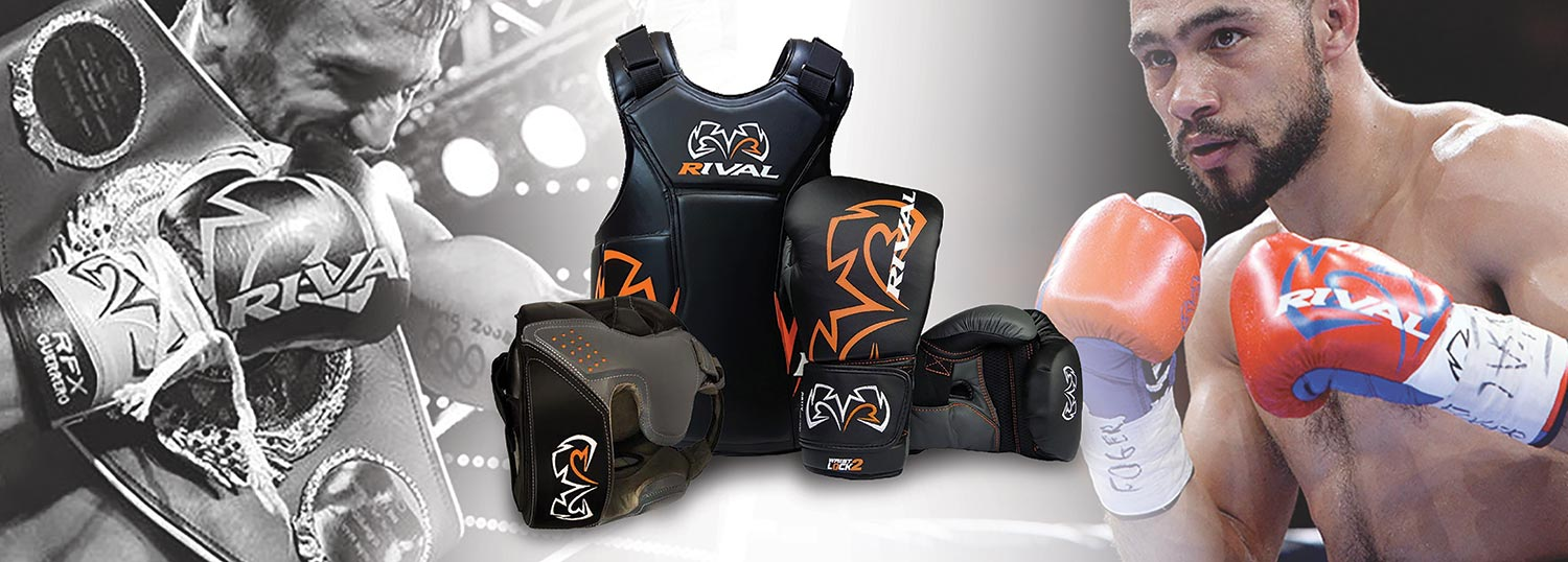 Rival boxing equipment here