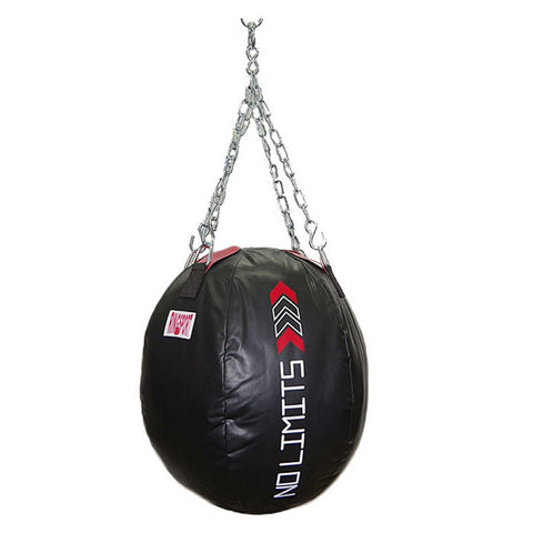 Wrecking ball punching ball
