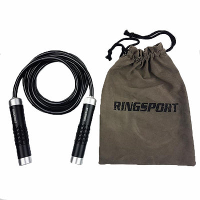Thai style heavy skipping rope with bag