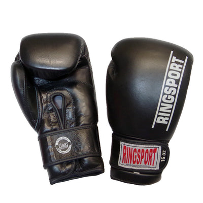 Ringsport all rounder boxing glove black