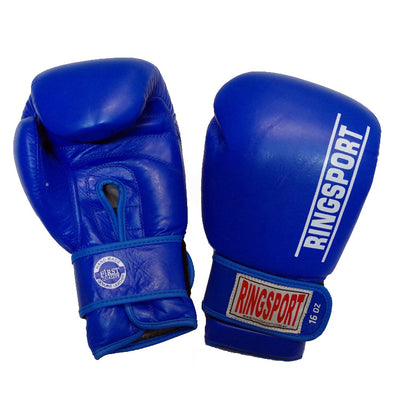 Ringsport all rounder boxing glove blue