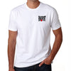 boxing tee shirt white