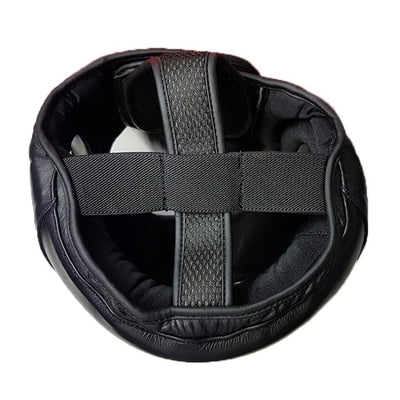 Ads leather head guard top