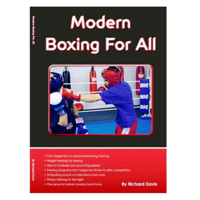 Modern boxing book