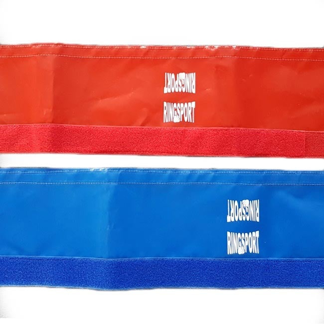 Boxing ring rope covers