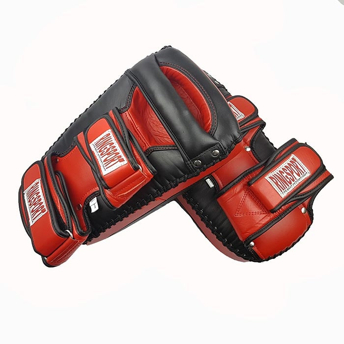 Fist grip Thai pads