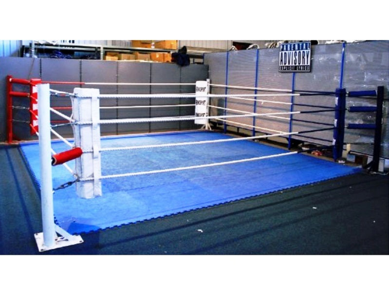6 x 6m floor boxing ring