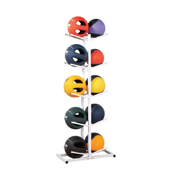 MEDICINE BALL RACK FRAME