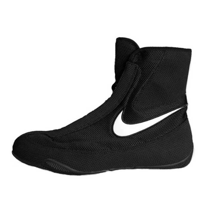 Nike machomai boxing boot black