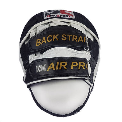 Air pro punch mitts back strap