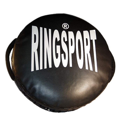 Foam filled round punching pad front