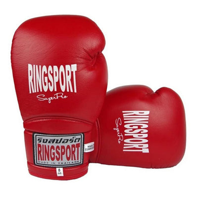 RINGSPORT PRO LACES BOXING GLOVES