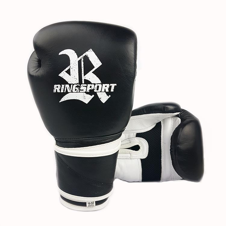 Raptor boxing glove black