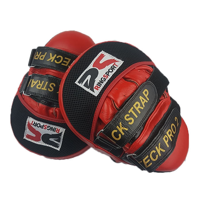 Tech pro 2 boxing punching mitt