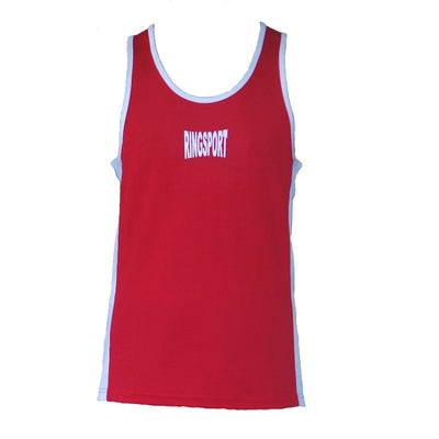 Ringsport boxing singlet front