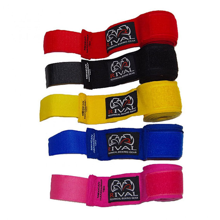 RIVAL MEXICAN STYLE HAND WRAPS