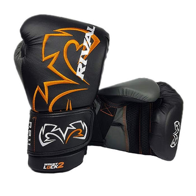 Rival RB11 bag glove Black black